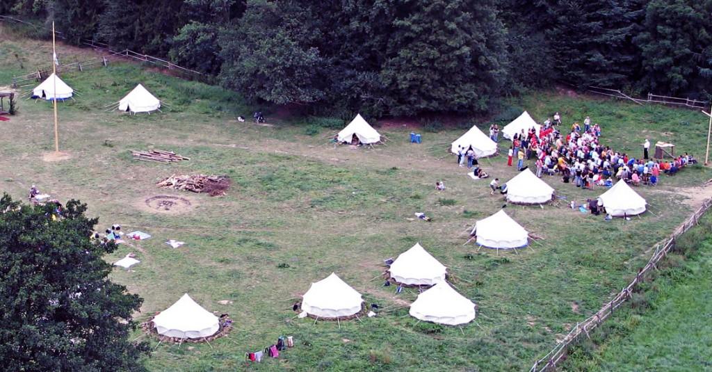 Zeltager: Das besondere Gruppenerlebnis in freier Natur