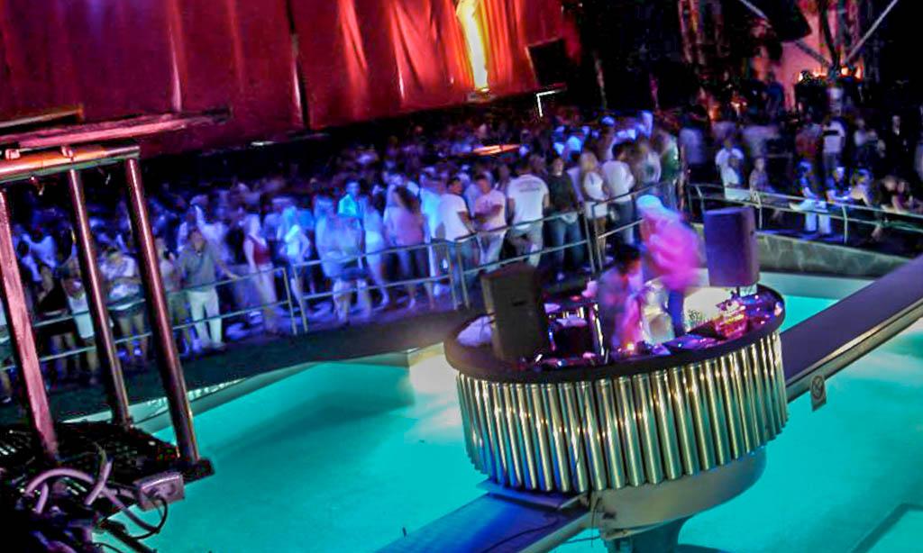 Das Privilege auf Ibiza ist der größte Club der Welt