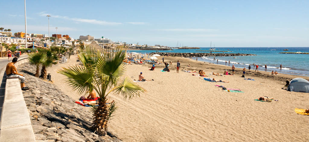 Playa Del Americas Tenerife Villas