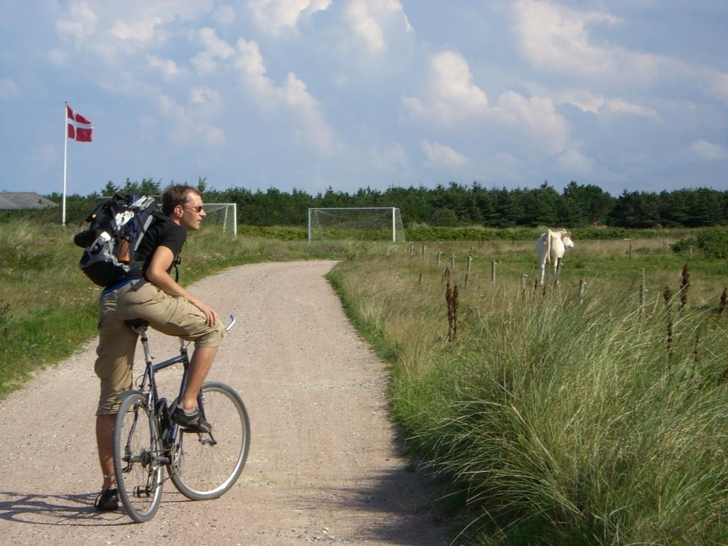 Dänemark verfügt über mehr als 3.500 Kilometer an einem gut ausgebauten Radverkehrsnetz.