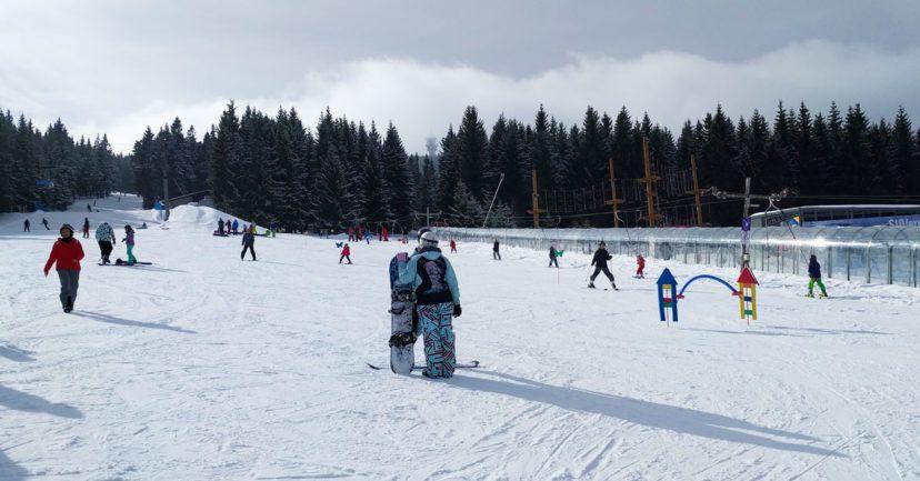 Skifahren während der Winterferien – vier Alternativen zu den Alpen