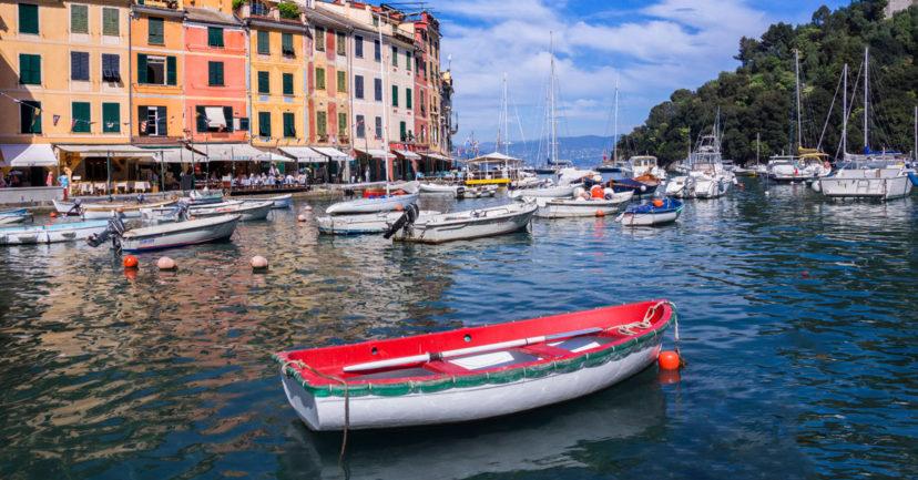 Ligurien: Der schnellste Weg ans Mittelmeer