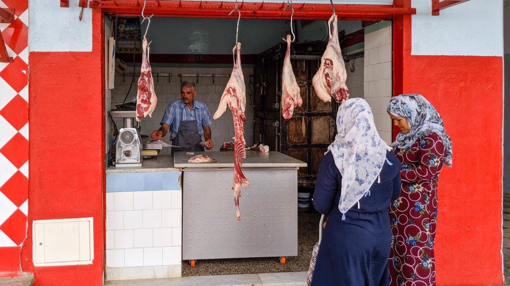 metzger in tunesien