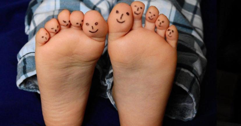 Gesund auf Schritt und Tritt: Barfußschuhe für Kinder sind im Trend