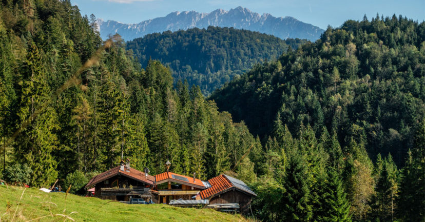 Urlaub in den Bergen – Ferienspaß in der Heimat